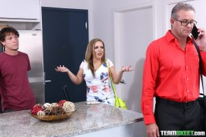 Family Strokes Carmen Valentina in Faking Out Your Father 1