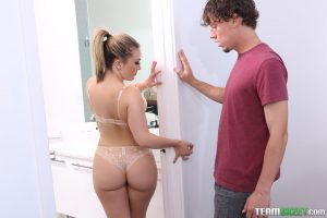 Family Strokes Carmen Valentina in Faking Out Your Father 3