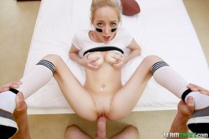 The Real Workout Iris Rose in Drill Time 9