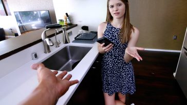 My Babysitters Club Alice March in Talking Shit Gets You Fucked 2