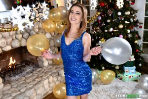 Exxxtra Small Kristen Scott in Pint Sized New Years Nympho 1