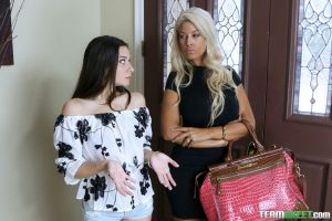 Dyked Bridgette B and Cassidy Klein in Sorry Doesnt Cut It 1
