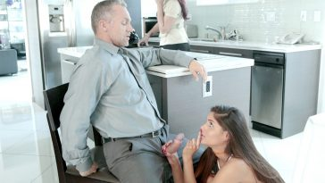Family Strokes Katya Rodriguez in Stepdaughter Sick Days 4