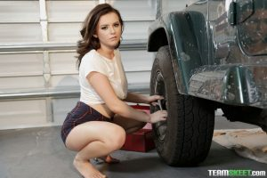 Exxxtra Small Karlie Brooks in The Auto Erotic Spinner 4