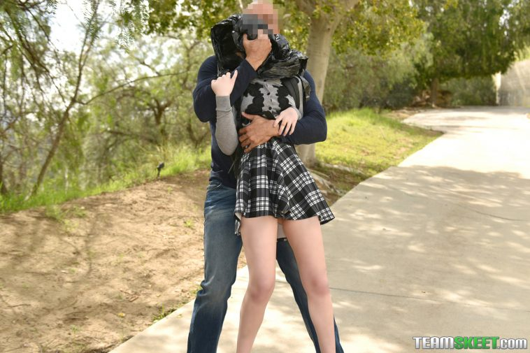 Punish Teens Charlotte Sarte in An Overdue Anal Payment 2