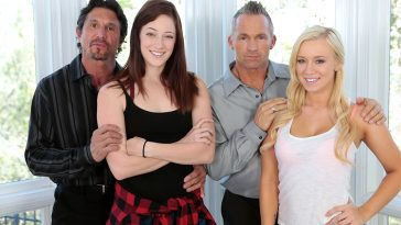 Daughter Swap Bailey Brooke & Rylee Renee in Daddy's Revenge Pt 1 13