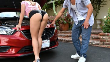 Teen Curves Mena Mason in Twerking Contestant Gets a Tune Up 1