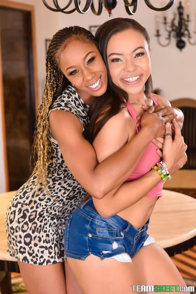 Misty Stone Lesbian Daughter