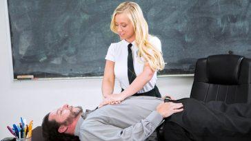 Innocent High Bailey Brooke in CPR is not Sex 1