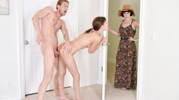 Family Strokes Karter Foxxx in Cool Stepdad Lets it Slide 7