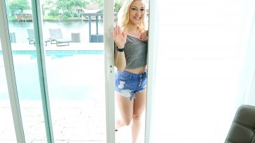 Shes New Daisy Lynne in Blonde Amateur Likes it Rough 1