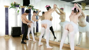 Bffs Ballerinas Ashley Anderson, Athena Rayne, Shae Celestine 5