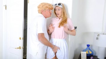 Teen Pies Alexa Grace in The Not So Trump Sex Tape Scandal 2