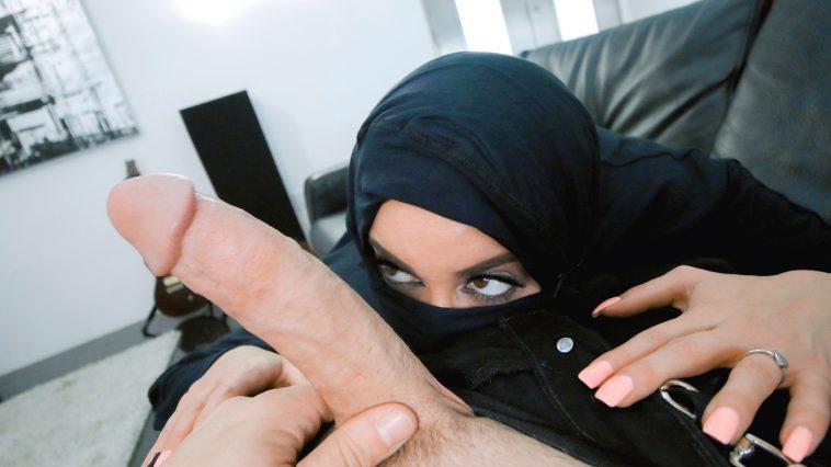 Pov Life Victoria June in Busty Arabic Teen Violates Her Religion 4