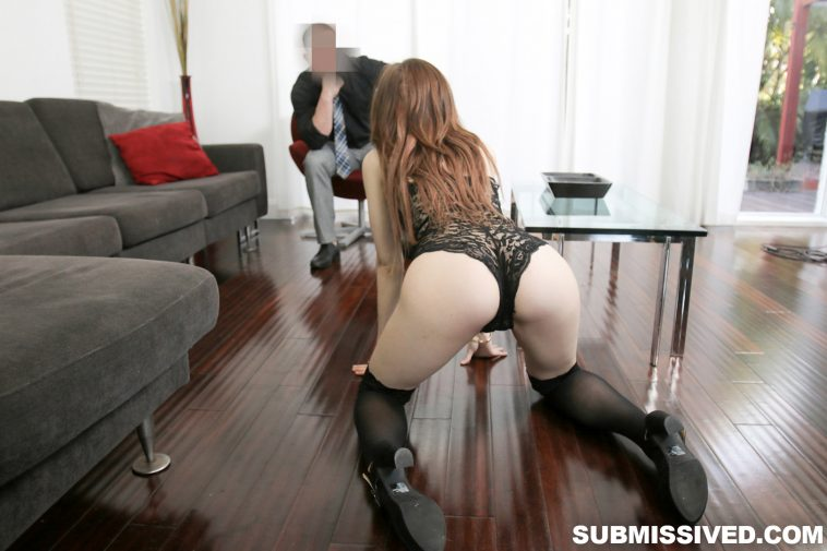 Submissived Kelsey Kage in Raunchy Reconciliation 1