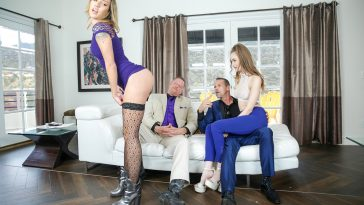 DaughterSwap Samantha Hayes and Sophia Grace in Worlds Dirtiest Dads Pt. 2 1
