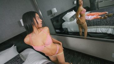 Teeny Black Maya Bijou in The Black Sex Panther 2