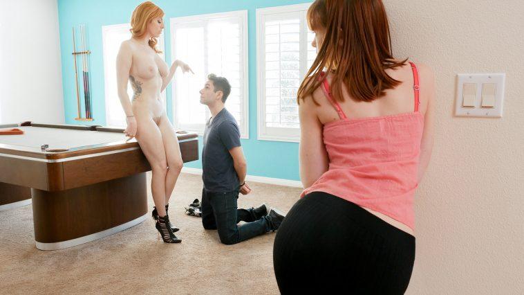 Bad Milfs Lauren Philips & Alexa Nova in Crushing on My Girls Stepmom 3