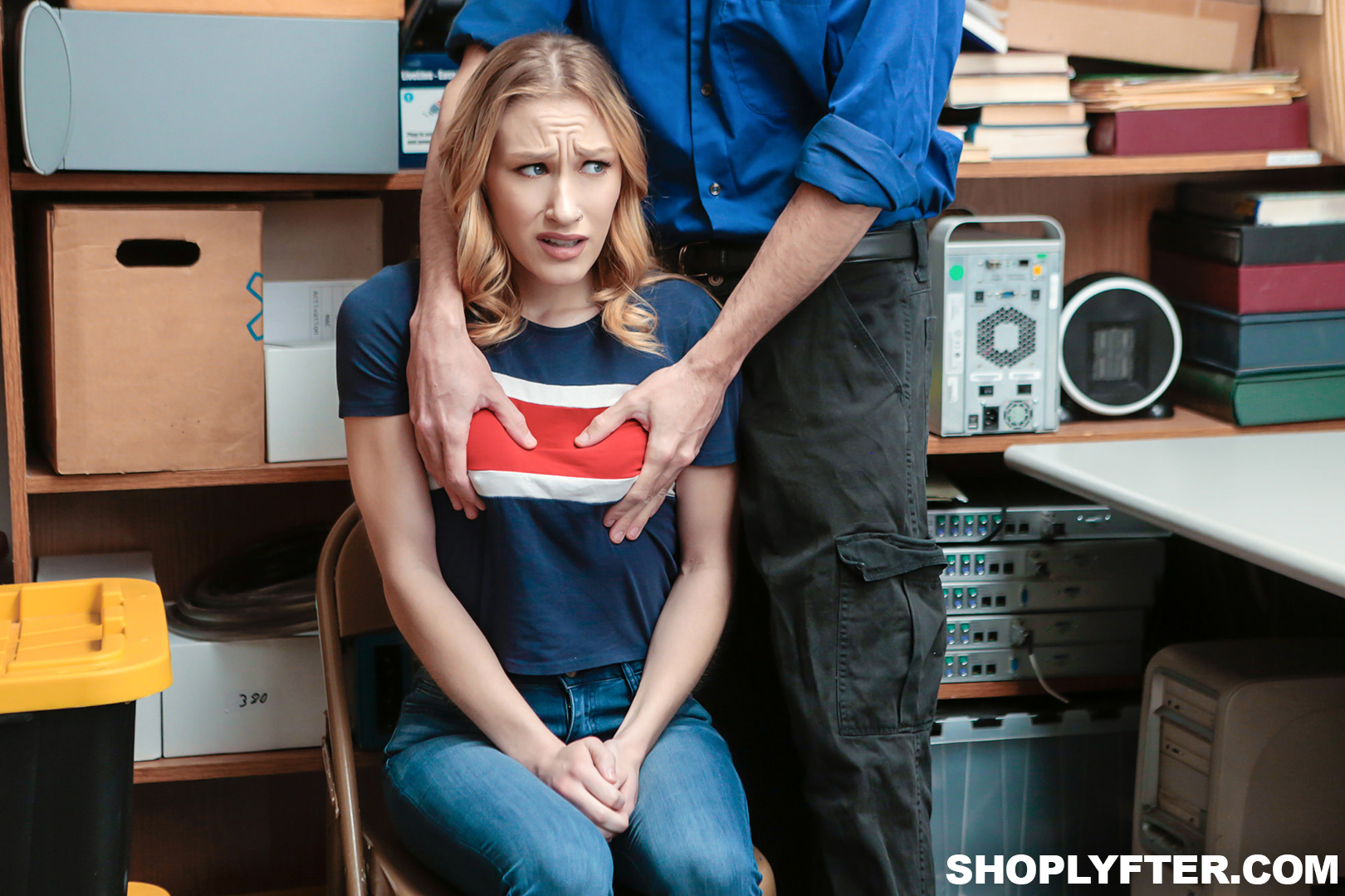 shoplifter sex tube